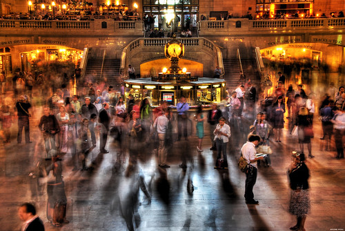 Ghosts of Grand Central, New York