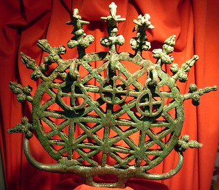 Sun Disk - Museum of Anatolian Civilization