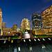 Boston's Custom House and Rooftops by Sean McNamara