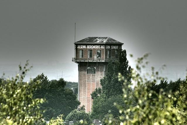 Castrop - Rauxel Schwerin Hammerkopfturm HDR