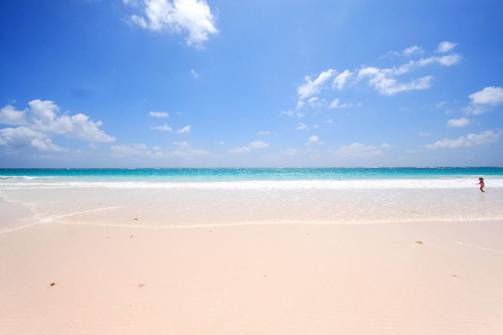 Харбор пляж багамы