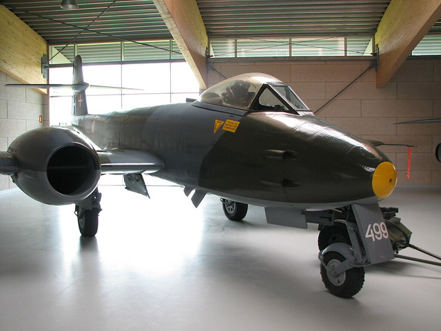 Gloster Meteor F.Mk.8