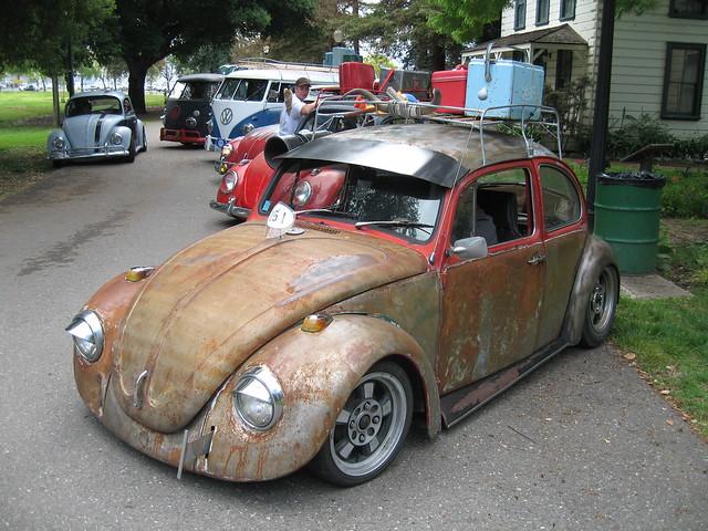 vw bug rat rod flickr photo sharing