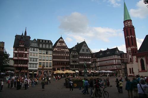 A Photographic Tour of Frankfurt, Flickr: irenetong