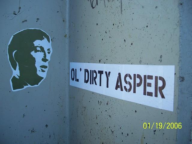 Ol' Dirty Asper