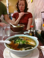 meal, dinner, lunch, supper, restaurant, pho, food, dish, soup, cuisine,