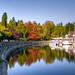 Vancouver Rowing Club in Autumn by bruce...