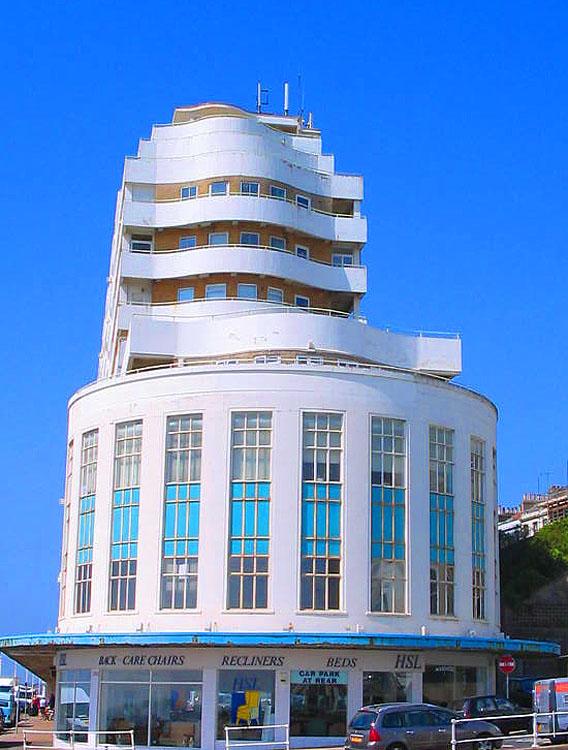 Ultimate Streamline Moderne - SkyscraperCity