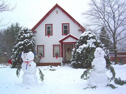 snowmen flickr photo sharing