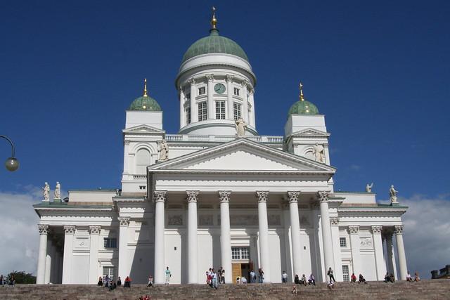 La plaza de Helsinki