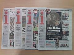i independent newspaper