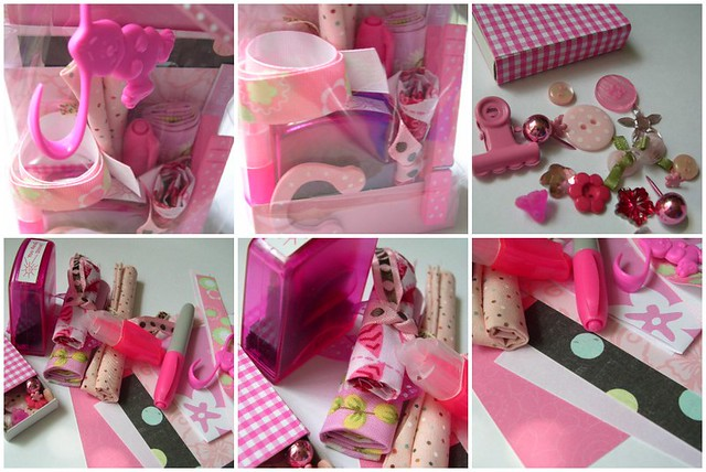 Lucky Pink Parcel