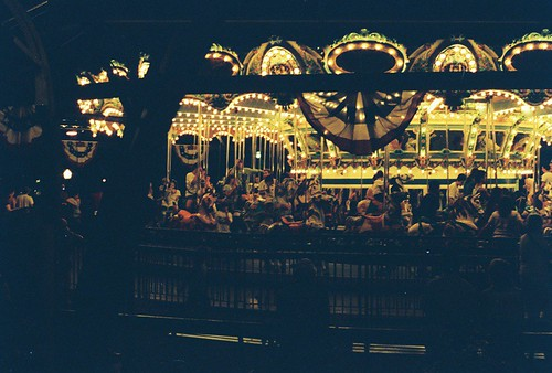 Kennywood, Carousel v.1