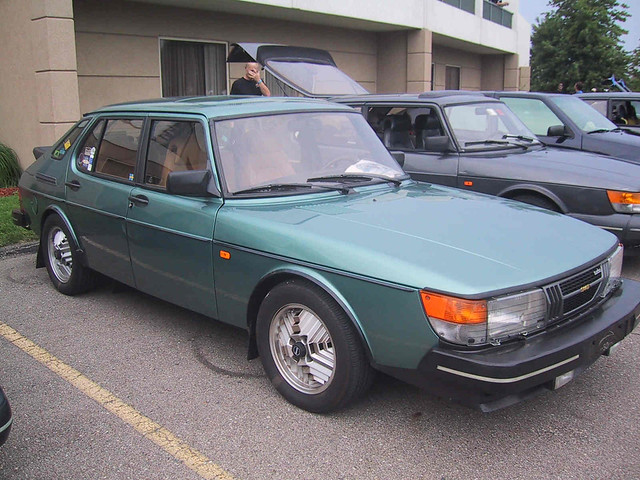 1985 Saab 900 Turbo Tii Related Infomation Specifications