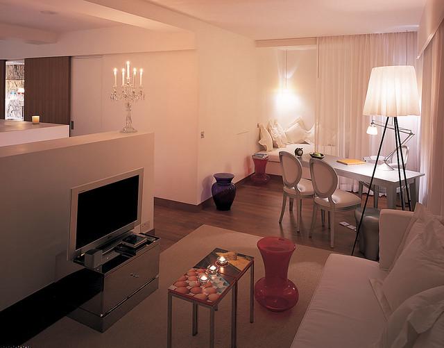 JIA penthouse living room