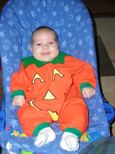 First Halloween 4