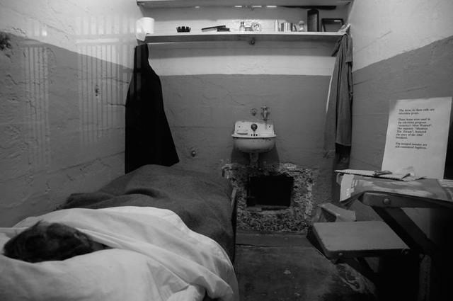 Alcatraz Escape Room Zombie
