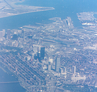 Boston from the Air (1975)