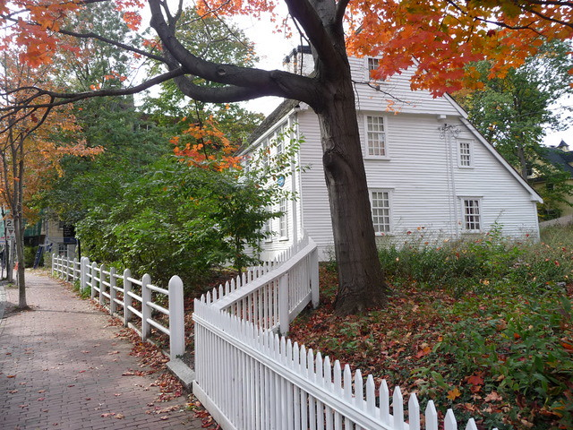 Avon Hill - Cooper-Frost-Austin House, Cambridge, MA