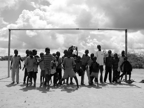 Dadaab Refugee Camp, Kenya on the boarder to Somalia by @heidenstrom