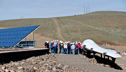 education tour unitedstates wind wa schools tours rec wildhorse kittitas renewableenergycenter