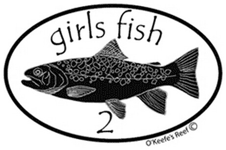 Women fishing girls fish too trout flickr photo sharing for Best time to fish tomorrow