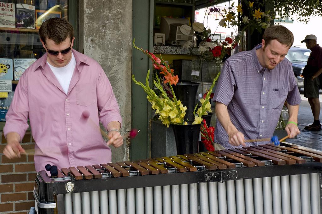 Marimba Duet   Jay Adan   Flickr