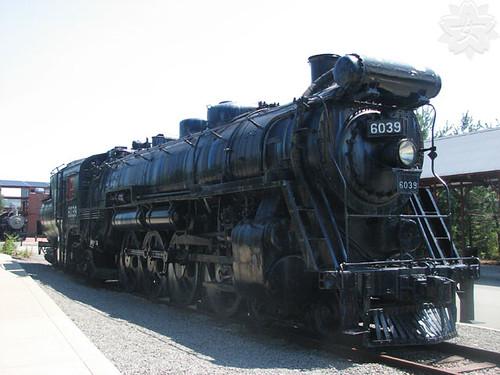 482 steamlocomotive scrantonpa 6039 steamtownnationalhistoricsite grandtrunkwestern