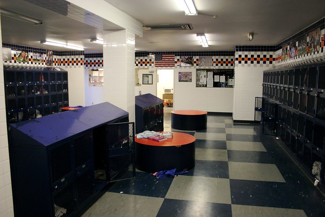 Downtown Locker Room Eastover