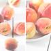 [172/365] fresh, local peaches. by hannah * honey & jam