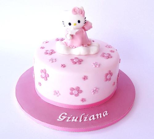 Hello Kitty Cake Maria Letizia Bruno Flickr