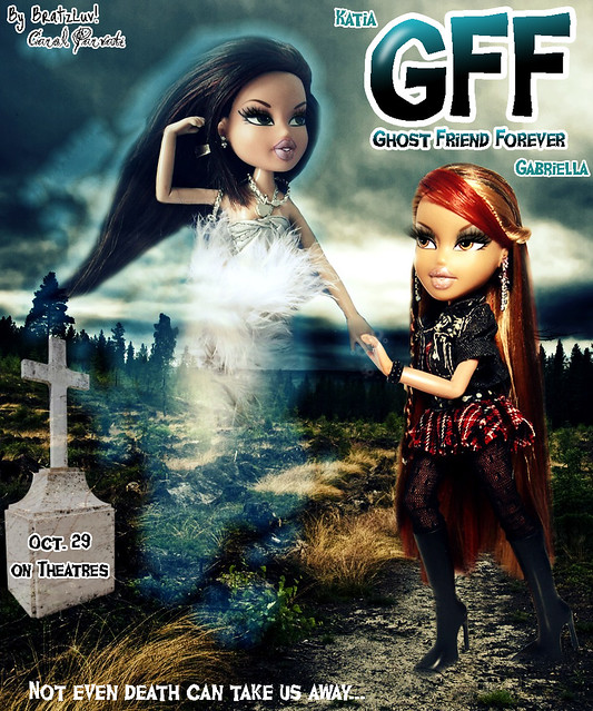 Fashion Iconz C3- Independent Filmz- GFF, Ghost Friend Forever- Katia (feat. Gabriella)- AD
