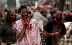 Photograph: Denver Zombie Crawl 2010