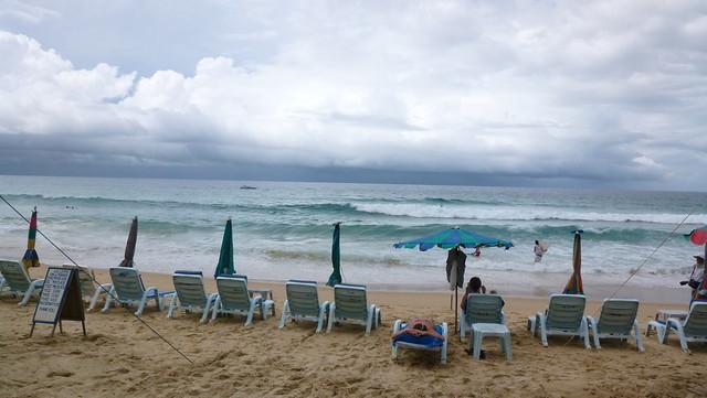 Karon Beach Weather November