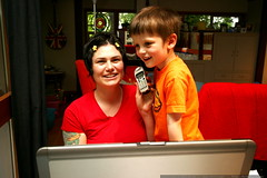 birthday conference call from daniel, allie, olivia …