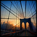 Brooklyn Bridge Sunset  [159/365] by Lab2112