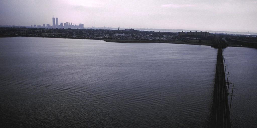 WTC 21 - Newark Bay Br. in fgd.