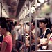 subway ride. by theshanghaieye