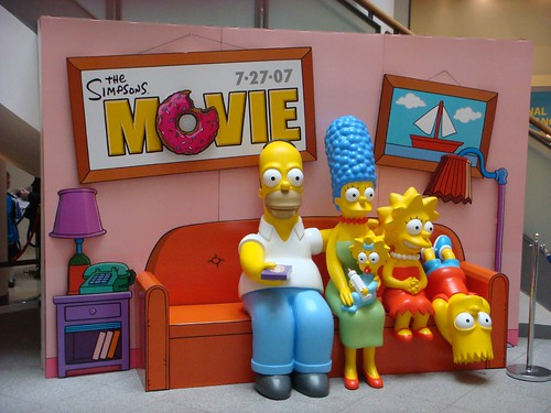 The Simpsons ... And Why Maggie Is Still A Baby
