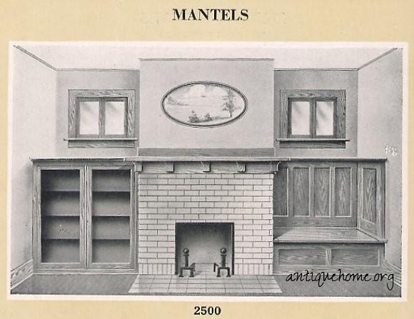 Universal millwork 1920 craftsman style interior design for 1920s window styles