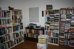 shelving, shelf, building, furniture, book, room, library, bookcase, home,