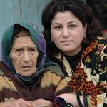 Mother and Daughter - Lahic, Azerbaijan