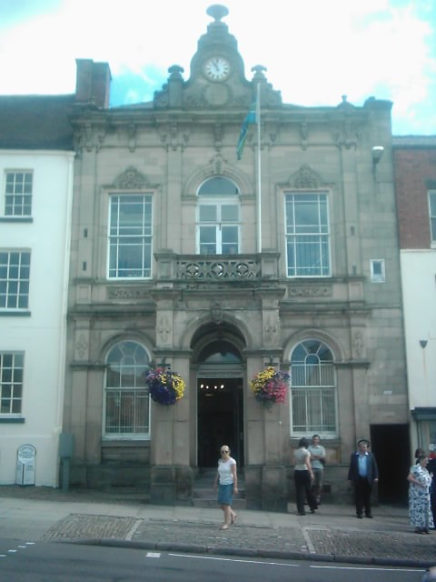 Ashbourne Town Hall, Derbyshire