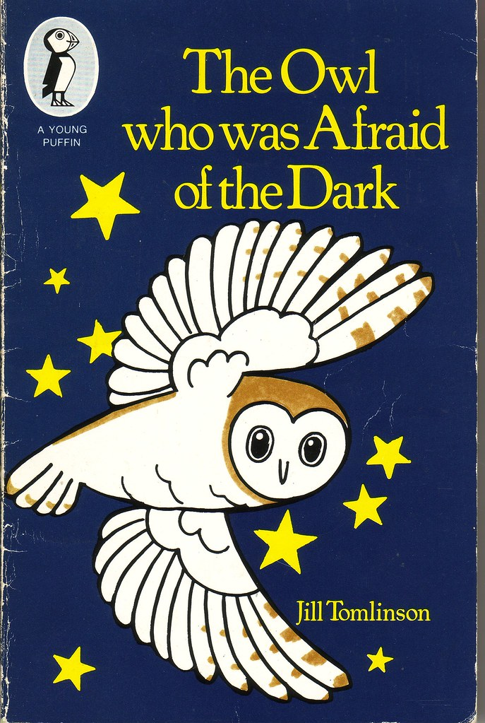 Young Puffin-The Owl who was afraid of the dark