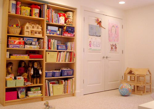kids shelves