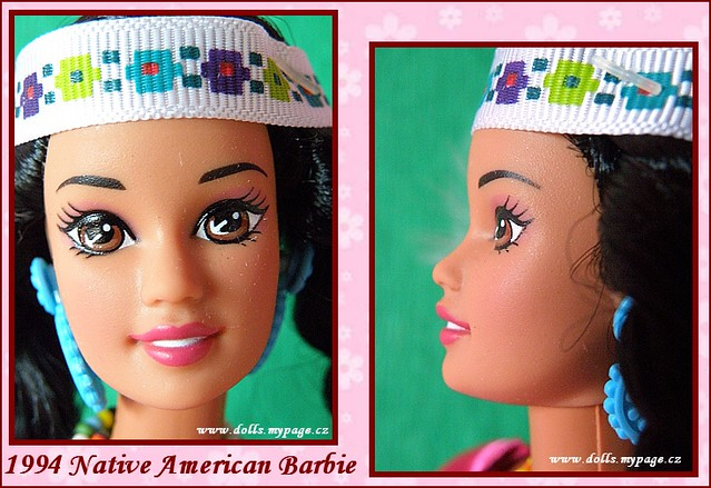 1994 Native American Barbie