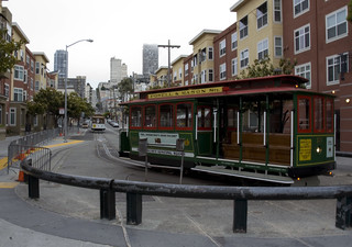 Powell St. Cable Car San Francisco
