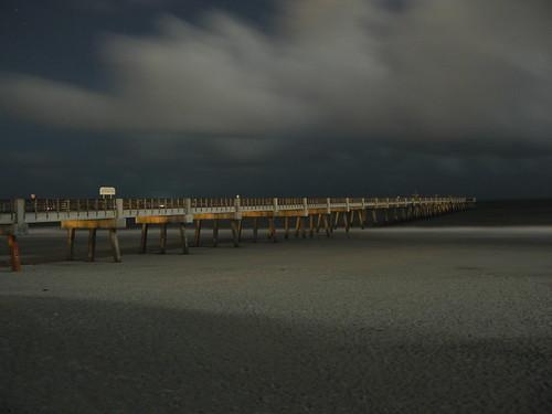 Jacksonville Florida Beach Pier