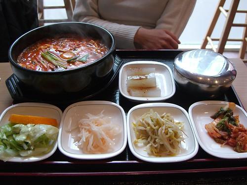 Soon Du Boo - Food & Tea Gallery Korean Restaurant