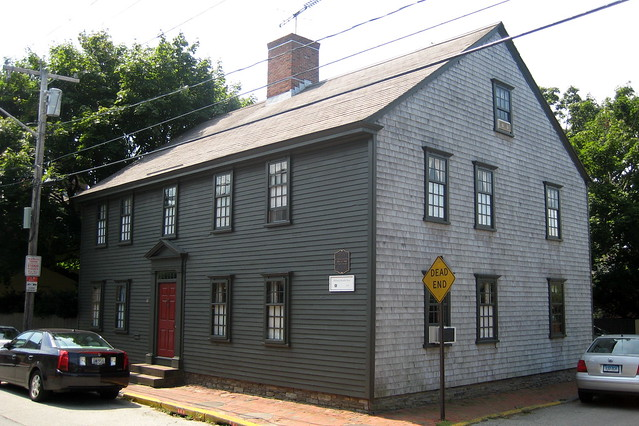 Newport News Rhode Island Militia Reenactment August
